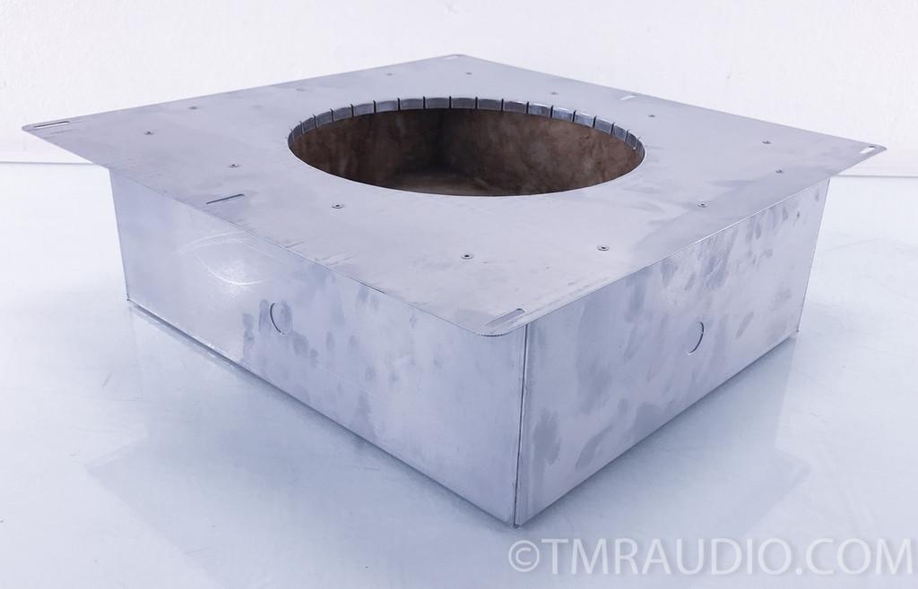 B&W BB C8 Backbox Isulated Steel Speaker Enclosure