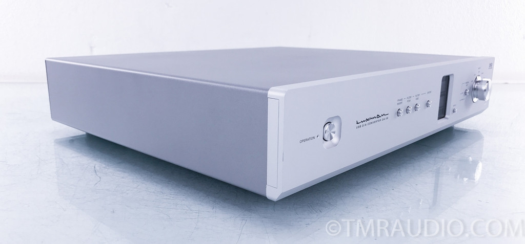 Luxman DA-06 DAC; D/A Converter; DSD