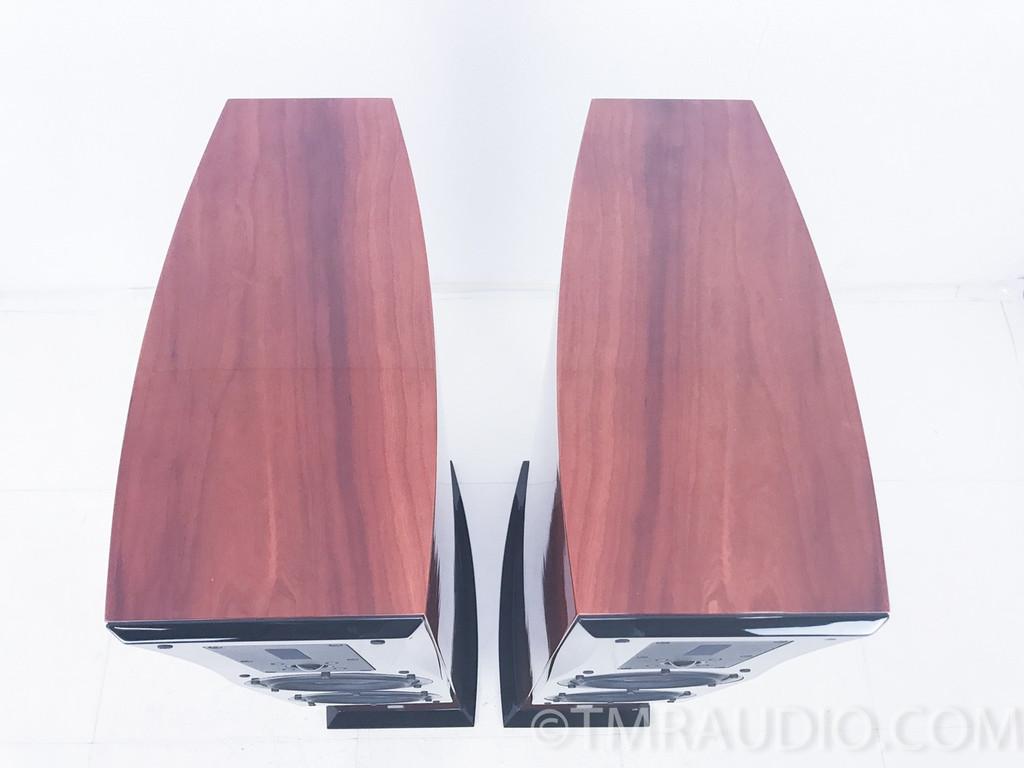 Dali Helicon 400 MK2 Floorstanding Speakers; Cherry Pair