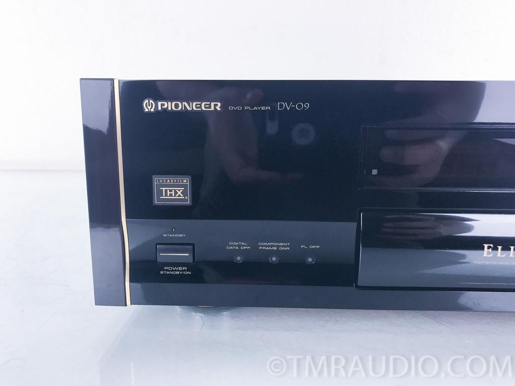 Pioneer Elite DV-09 DVD Player