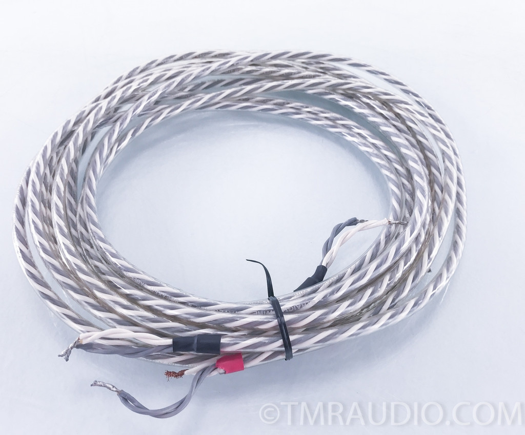 Straight Wire Waveguide 4 In-Wall Speaker Cables; Non-Terminated; Pair; 14ft