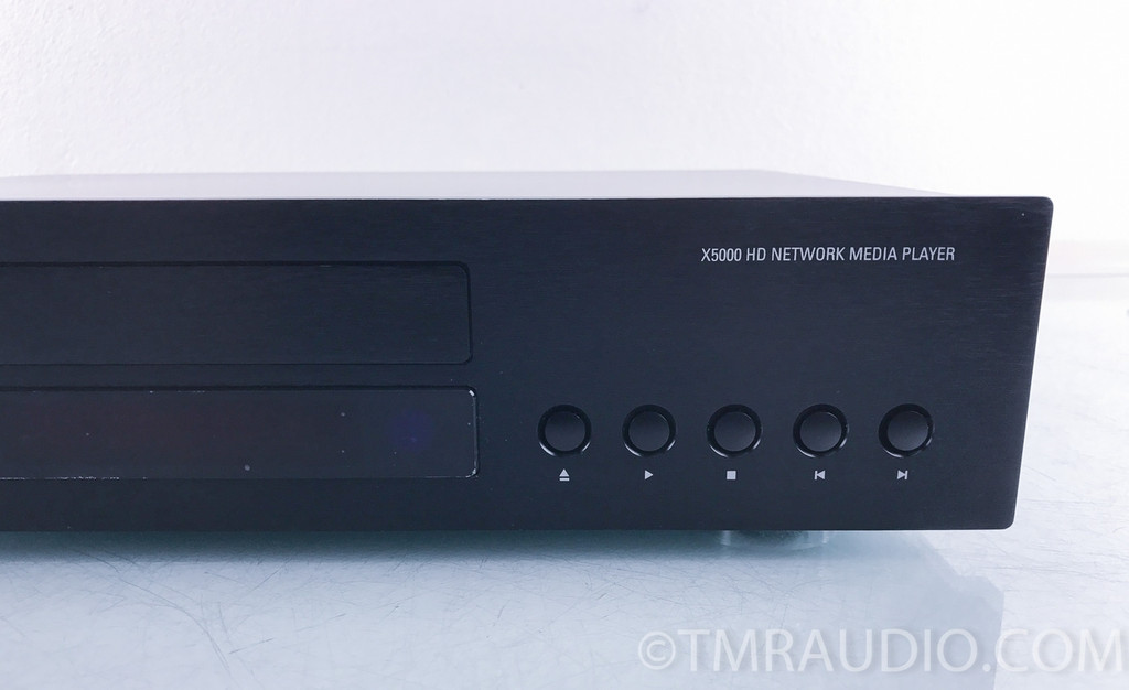 Helios X5000HD Network Media Player; AS-IS (no power)