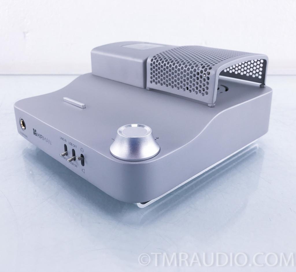 HiFiMan EF100 Hybrid Integrated Amplifier; Headphone Amplifier; AS-IS (no usb)