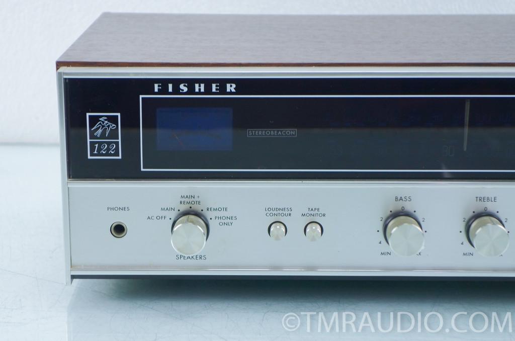 Fisher 122 Vintage FM Receiver