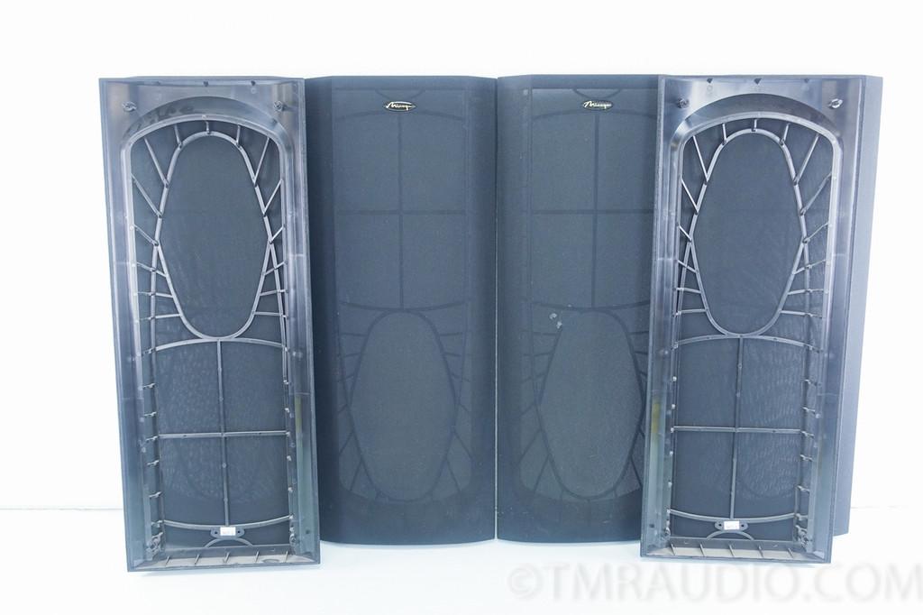Mirage OM-5 Speaker Grills; Complete Set