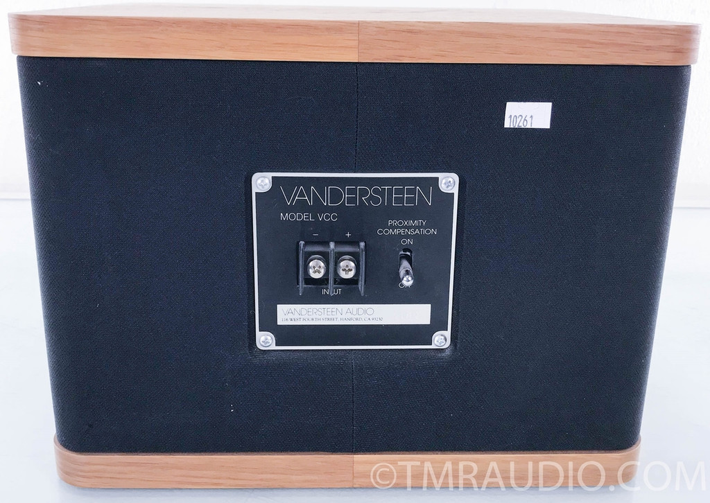 Vandersteen VCC-1 Center Channel Speaker 1