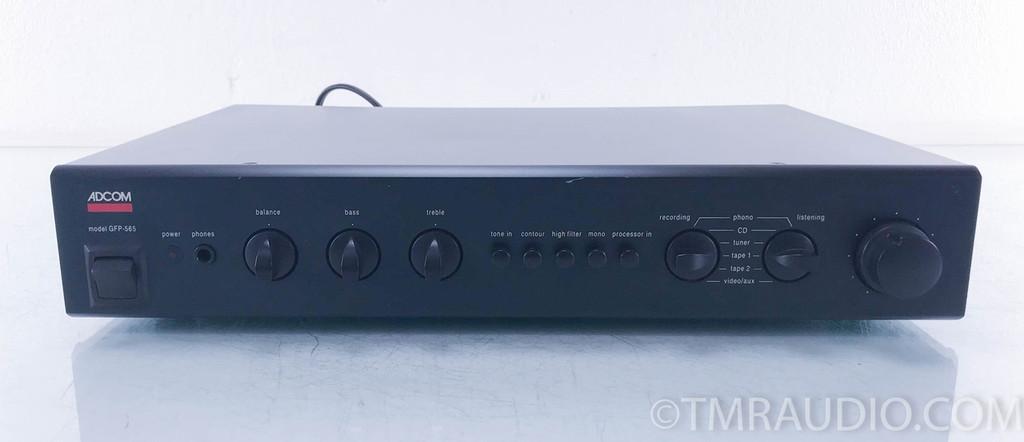 Adcom GFP-565 Stereo Preamplifier 1