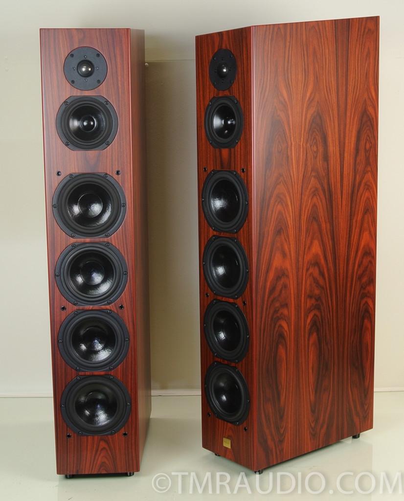Aerial Acoustics Model 9 Floorstanding Speakers; Rosewood / Near Mint