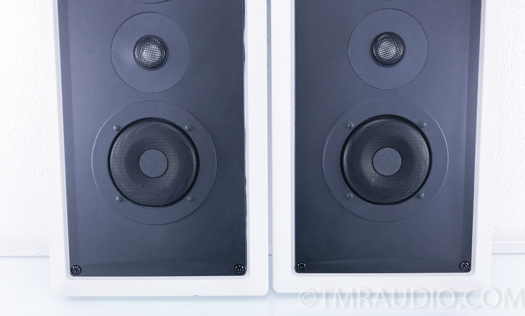 Infinity Fps1000 Flat Panel On Wall Speakers Pair 1 The