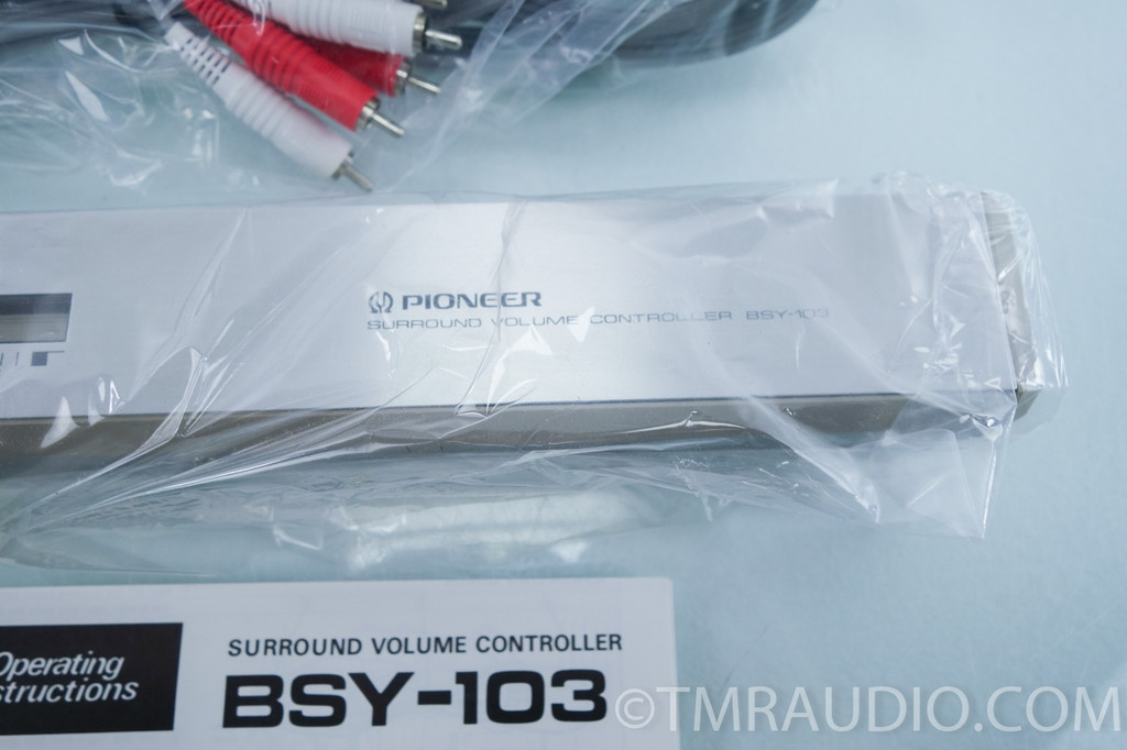 Pioneer BSY-103 Surround Volume Control for Bodysonic Chair