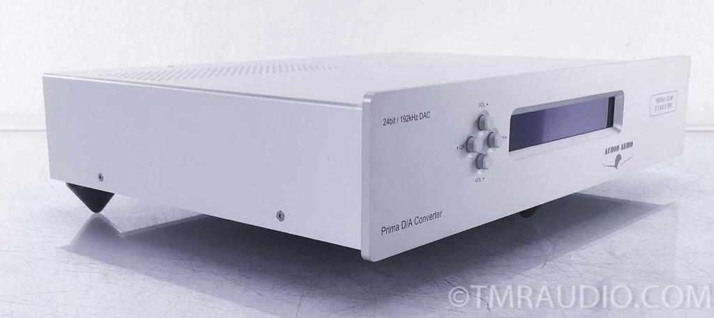 Audio Aero Prima DAC MKII; Preamp; Remote
