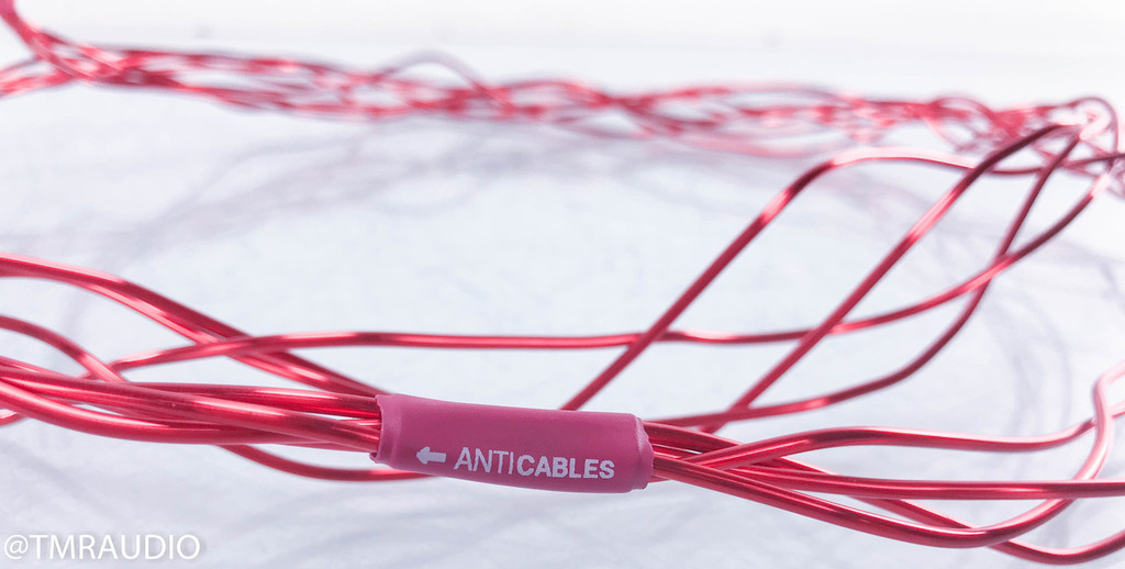 Anticables Level 3.0 Speaker Cable; Single 1.7m Cable
