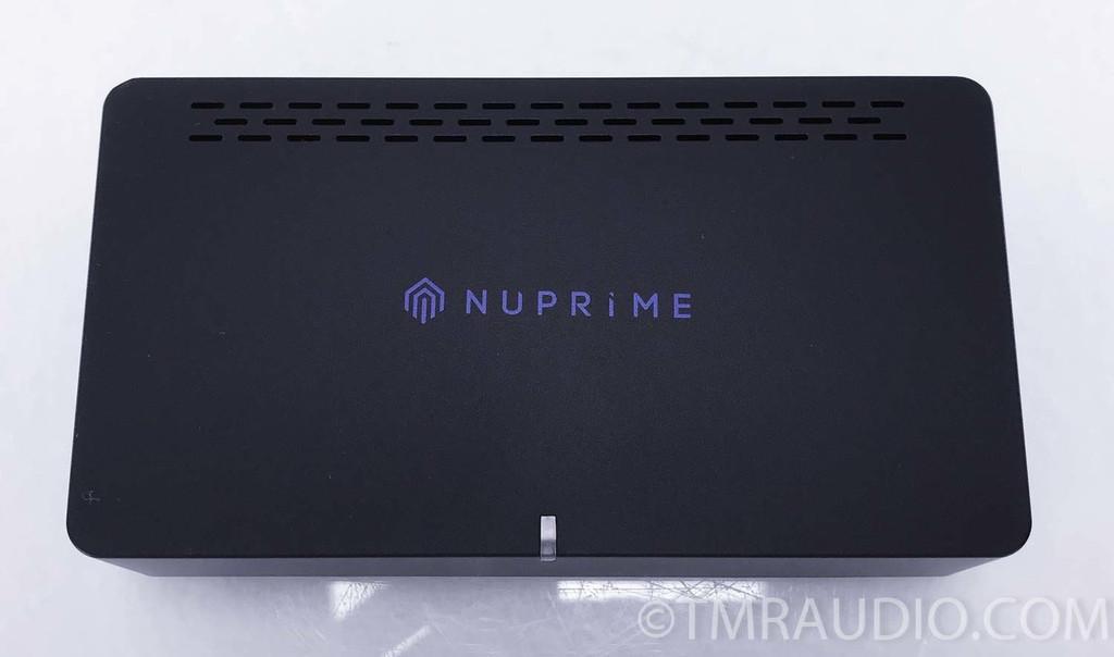 Nuprime WR100 Multi-Zone Wireless Audio Receiver; WR 100