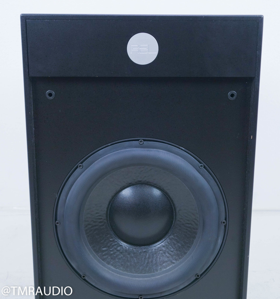 REL Acoustics Britannia B1 Powered Subwoofer; Black