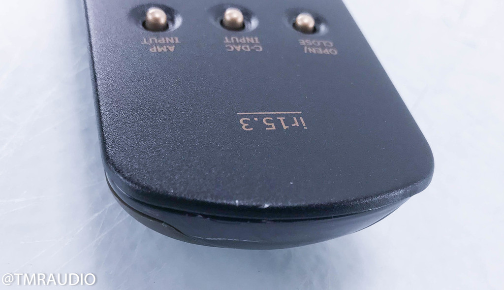 Music Hall ir15.3 Remote Control for a15.3 Integrated Amp