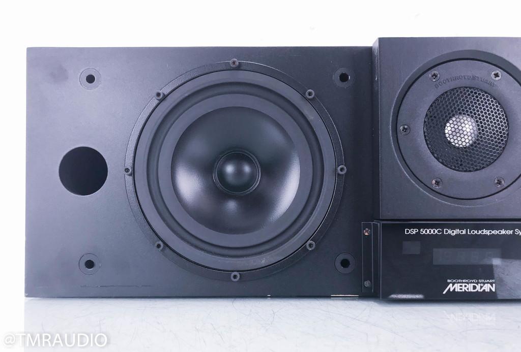 Meridian DSP 5000C Digital Loudspeaker System; (NO REMOTE)
