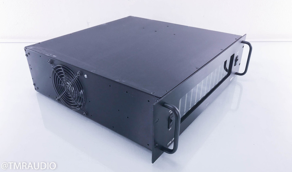 Audio Design Associates PTM-1260 12 Channel Power Amplifier; ADA (AS-IS - 3 Bad Channels)