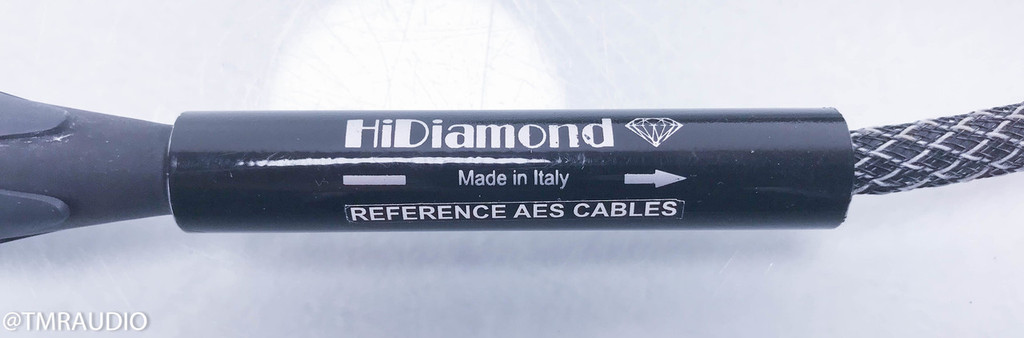 HiDiamond Digital Reference AES Cable; Single 5 ft Interconnect