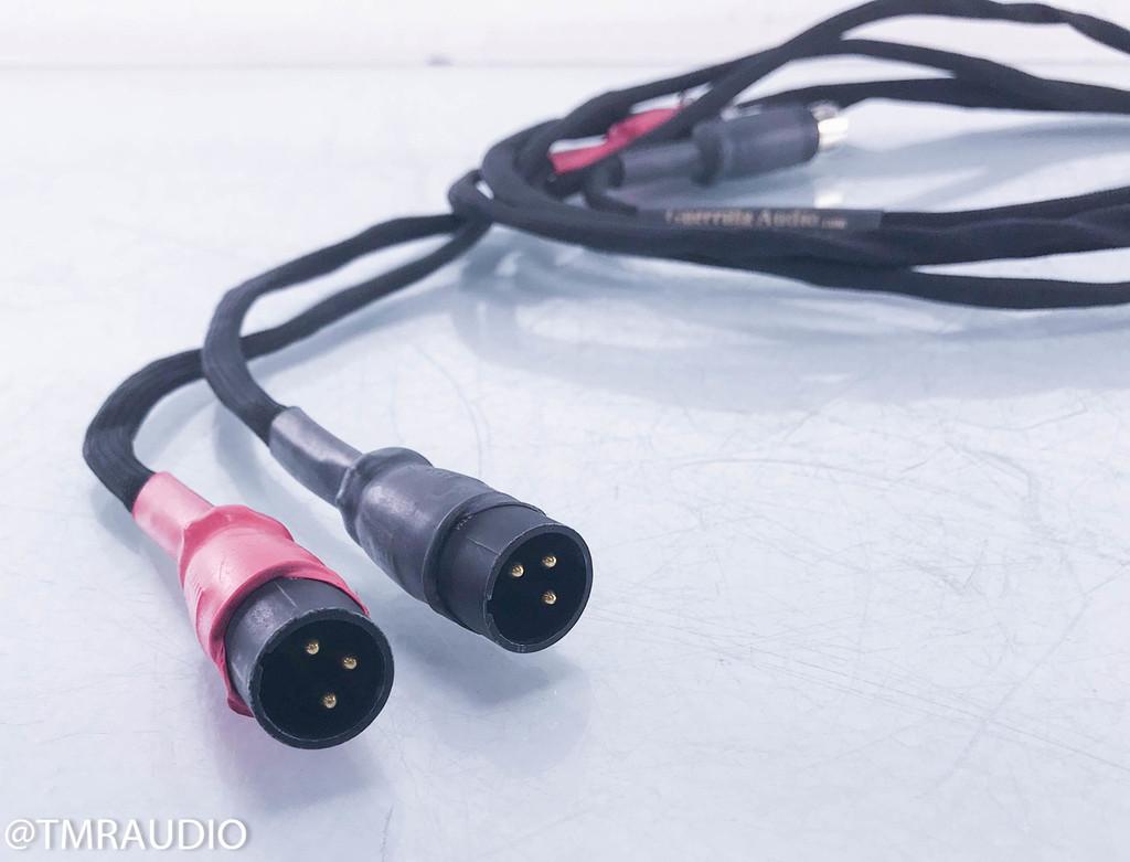 Guerrilla Audio XLR Cables; 6ft. Pair Balanced Interconnects
