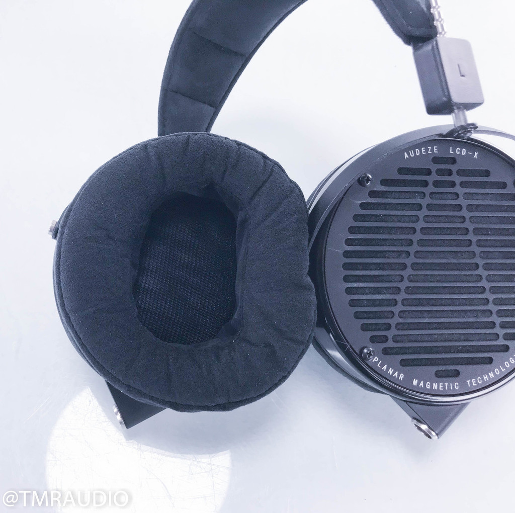 Audeze LCD-X Open-Back Planar Magnetic Headphones