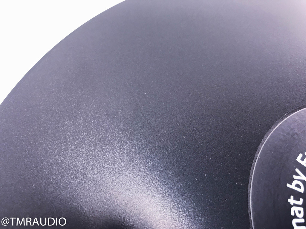 Groovetracer Delrin Platter w/ Funk Firm Platter Mat
