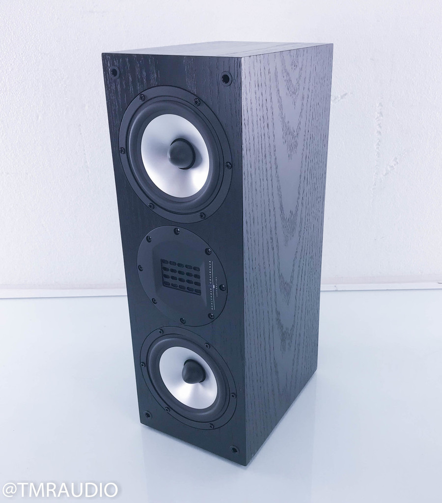 Bohlender Graebener Z5 Center Channel Speaker; Black Ash