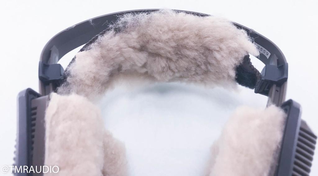 Stax Lambda Nova Signature Electrostatic Earspeakers; Headphones (Custom pads)