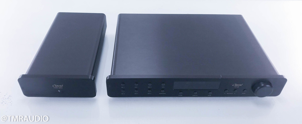 Classe CP-60 Stereo Preamplifier; Classe CP-60 w/ External Power Supply