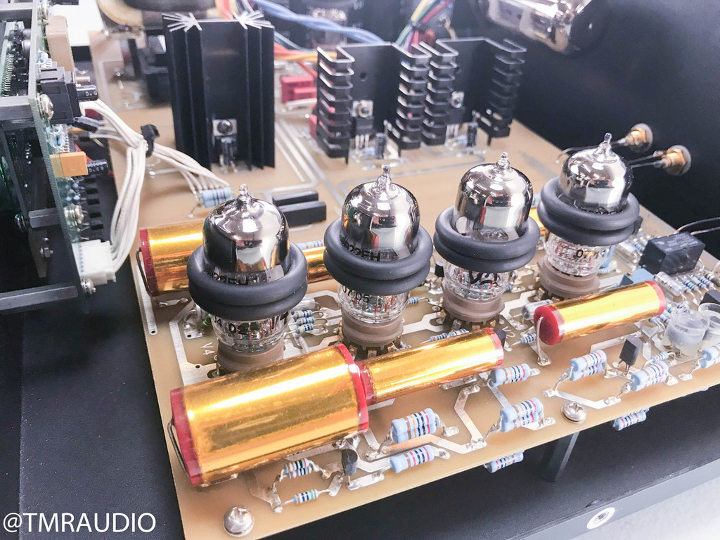 Audio Research PH7 Phono Preamplifier w/ Power Supply Upgrade