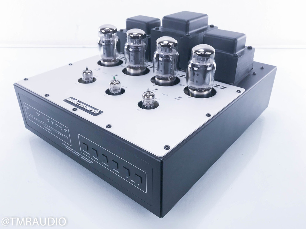 Audio Research Vsi55; Stereo Integrated Tube Amplifier; Remote