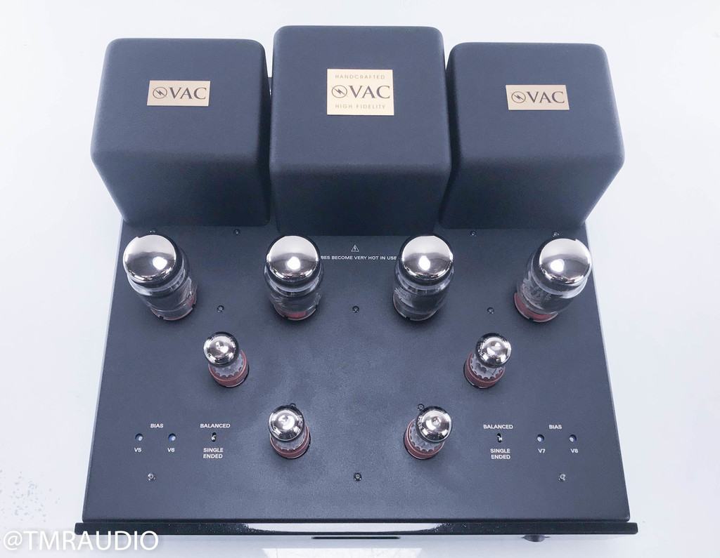VAC Phi 200 Stereo or Mono Tube Power Amplifier