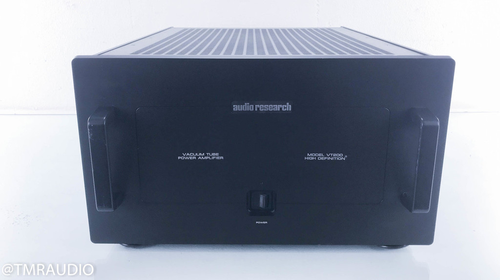 Audio Research VT200 Stereo Tube Power Amplifier