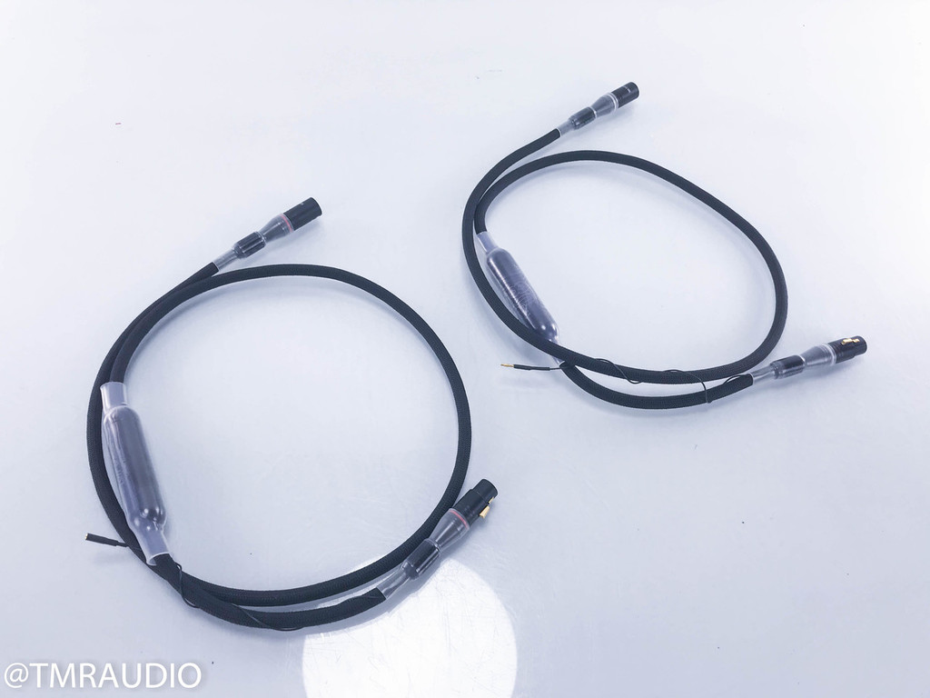 Tara Labs ISM Onboard The 0.8 XLR Cables; 1.5m Pair Interconnects
