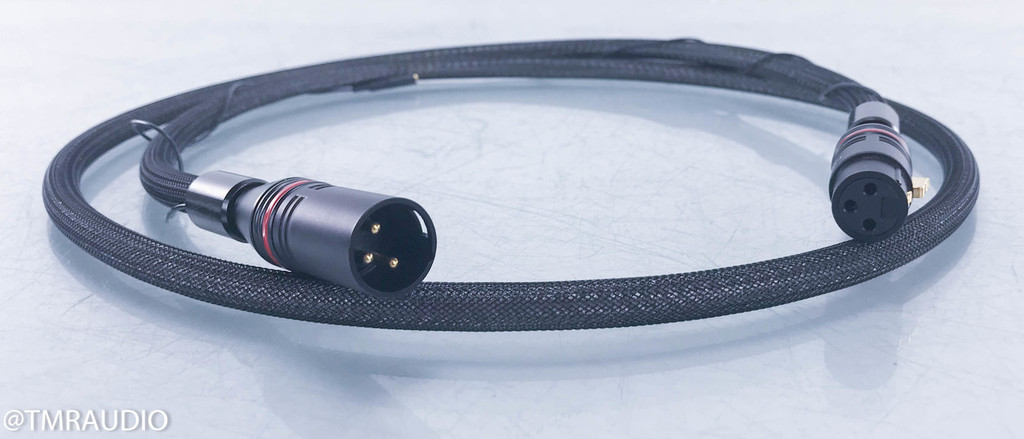 Tara Labs The 0.8 XLR Cables; 1.5m Pair Interconnects w/ HFX