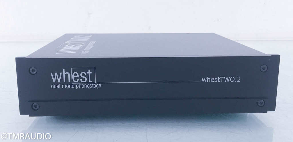 Whest Audio whestTWO.2 Dual Mono Phono Stage