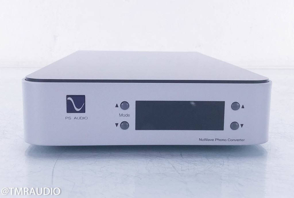 PS Audio NuWave Phono Converter; A/D Converter