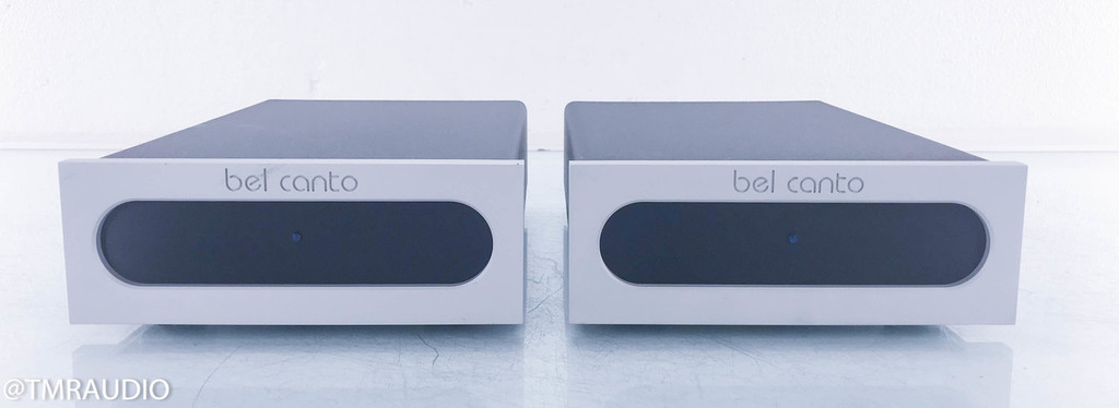 Bel Canto e.One REF1000 Mono Power Amplifiers; Pair; Ref1000