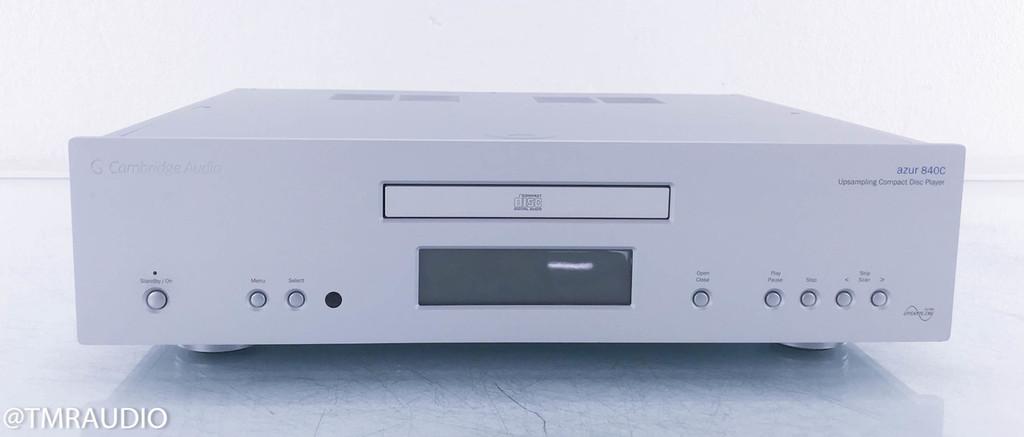 Cambridge Audio Azur 840c CD Player