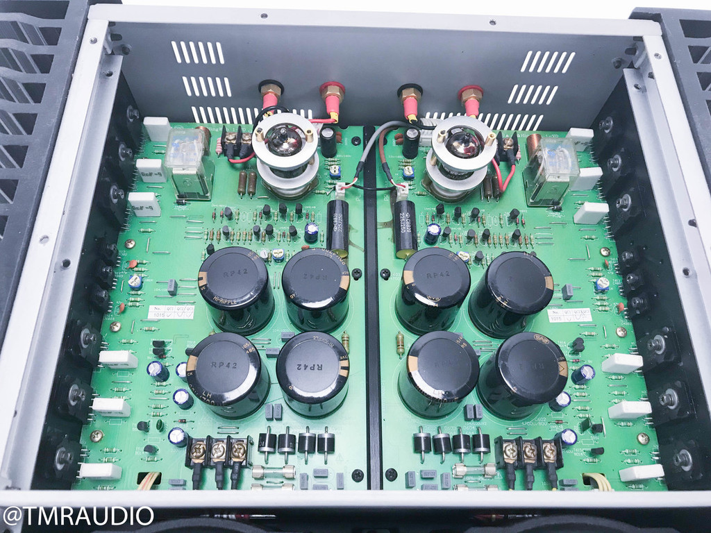 DK Design VS.1 Reference Mk.II Integrated Stereo Amplifier