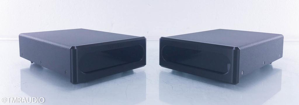 Bel Canto e.One Ref600M Mono Power Amplifier; Black Pair