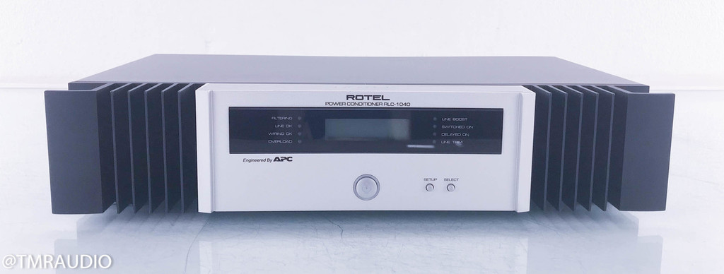 Rotel RLC-1040 AC / Power Line Conditioner; Surge Protector