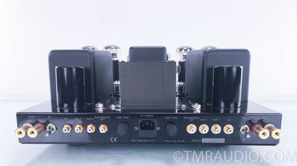 Cary SLI-80 Signature F1 Tube Integrated Amplifier; Stereo SLI80