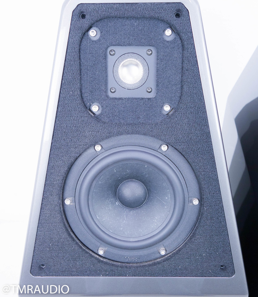 Wilson Sophia Series 3 Floorstanding Speakers; Graphite Pair