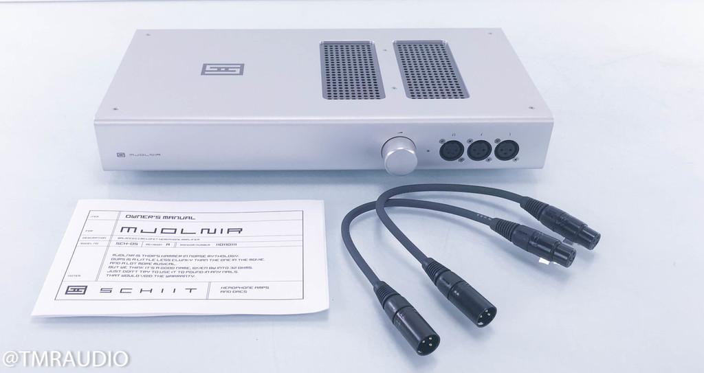 Schiit Mjolnir Headphone Amplifier