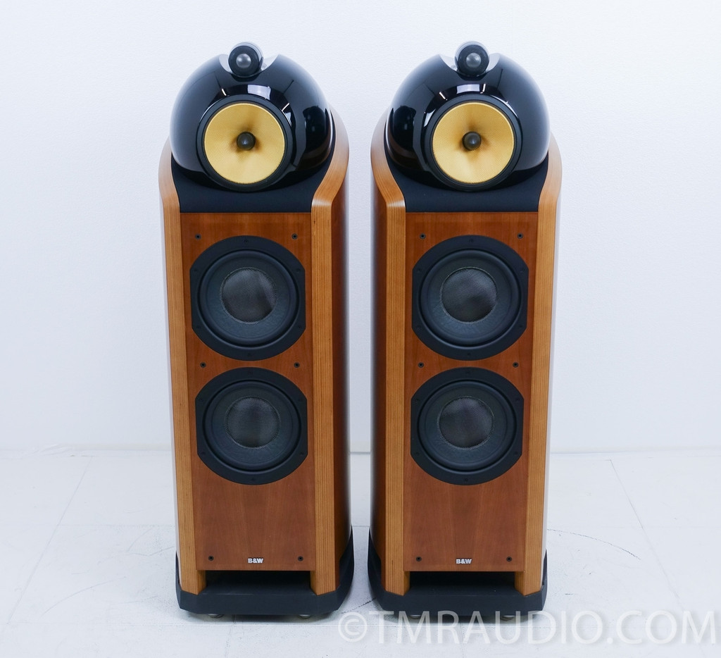 b w nautilus 802 floorstanding speakers pair bowers. Black Bedroom Furniture Sets. Home Design Ideas