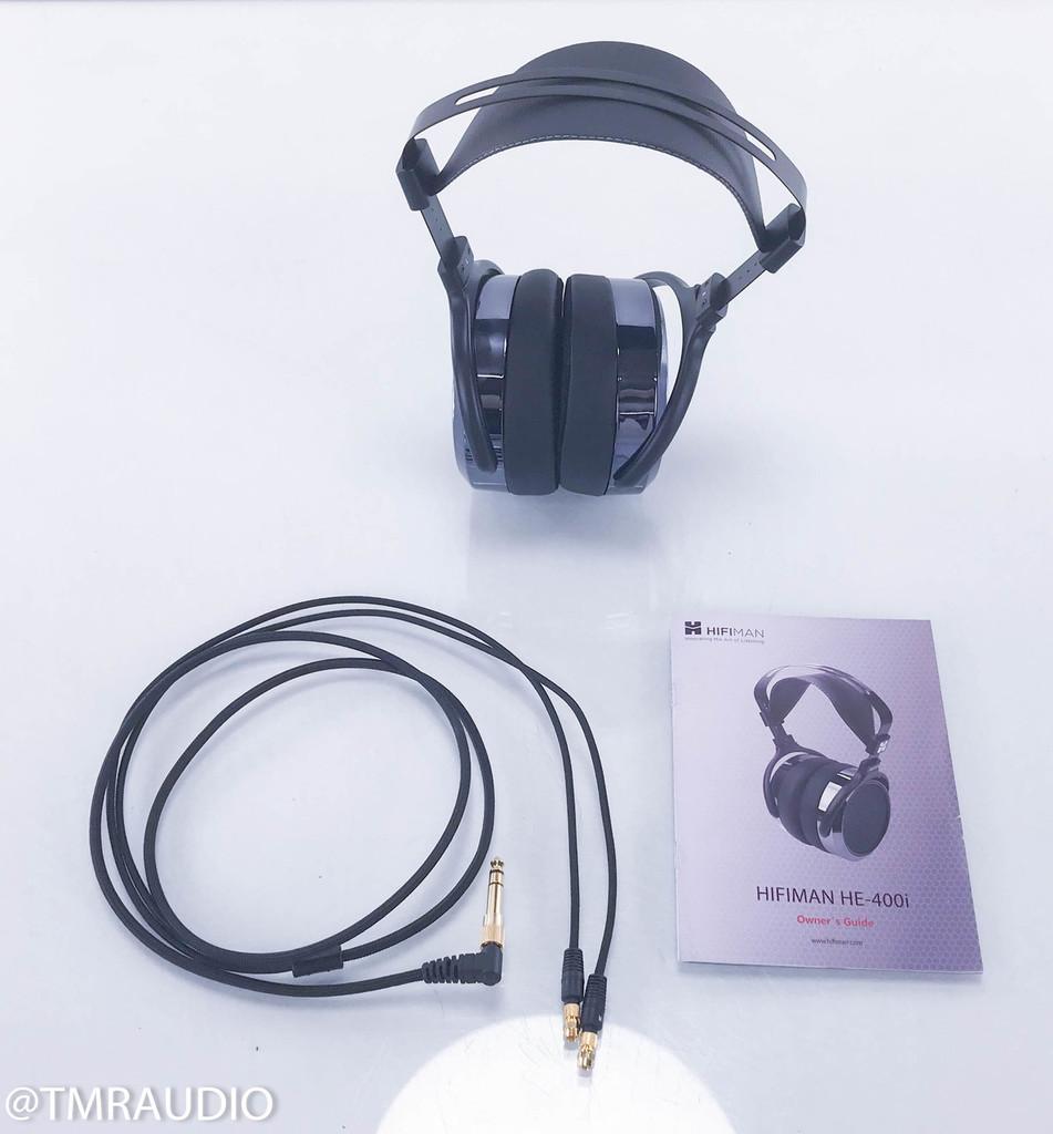 HiFi Man HE-400i Open-Back Planar Magnetic Headphones