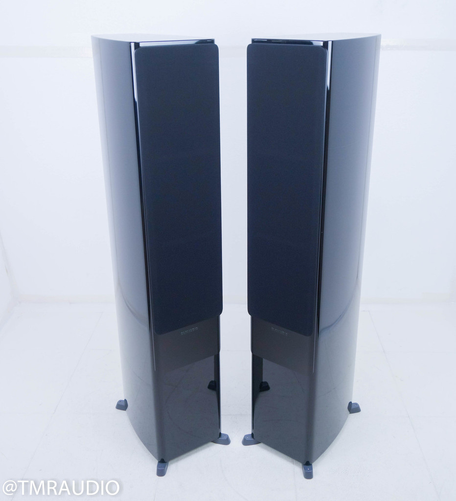 Dynaudio Contour 60 Floorstanding Speakers; Gloss Black Pair