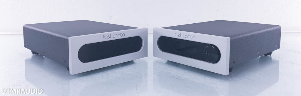 Bel Canto e.One Pre3 VB Stereo Preamplifier w/ VBS1 Battery Supply