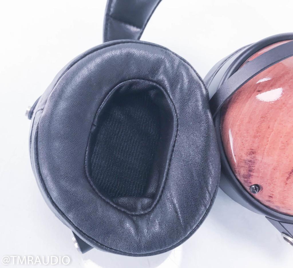Audeze LCD-XC Headphones; African Bubinga; Lambskin Edition