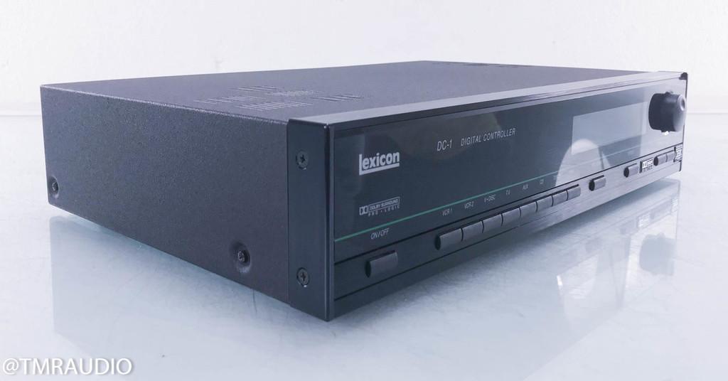 Lexicon DC-1 Digital Controller / Surround Sound Processor